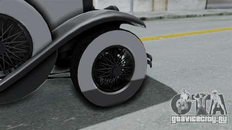 GTA 5 Albany Roosevelt Valor для GTA San Andreas вид сзади слева