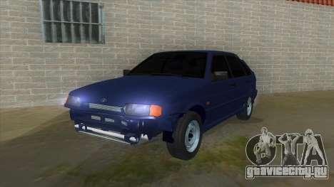 ВАЗ 2114 Немного БК для GTA San Andreas