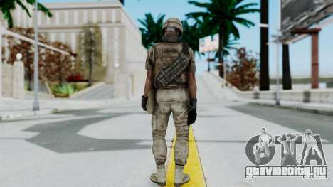 Crysis 2 US Soldier 3 Bodygroup B для GTA San Andreas третий скриншот