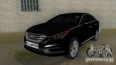Iranian Hyundai Sonata Turbo для GTA San Andreas