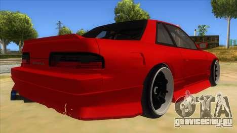 Nissan S13 Drift для GTA San Andreas вид справа