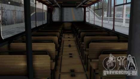 DAC 112 Udm для GTA San Andreas вид справа