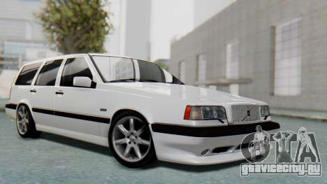 Volvo 850R 1997 Tunable для GTA San Andreas