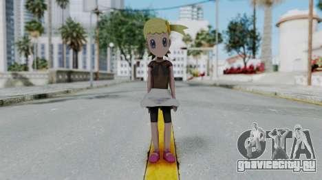 Pokémon XY Series - Bonnie для GTA San Andreas второй скриншот