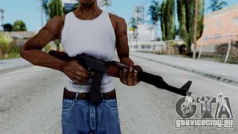 GTA 3 AK-47 для GTA San Andreas третий скриншот