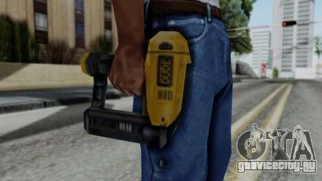 Vice City Beta Nailgun для GTA San Andreas третий скриншот