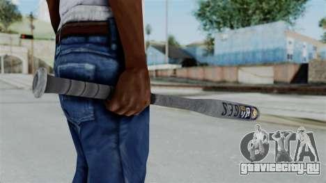 GTA 5 Baseball Bat для GTA San Andreas третий скриншот