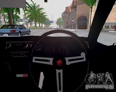 Nissan 2000GT-R [C10] Tunable для GTA San Andreas