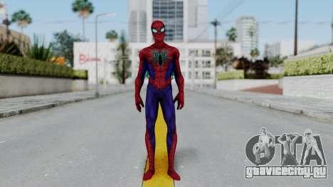 Marvel Future Fight Spider Man All New v1 для GTA San Andreas второй скриншот