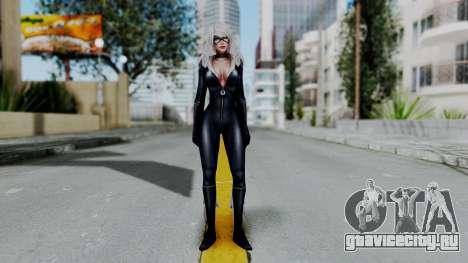 Marvel Future Fight - Black Cat для GTA San Andreas второй скриншот