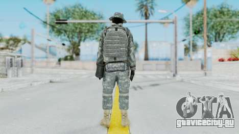 Acu Soldier 7 для GTA San Andreas третий скриншот
