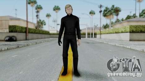 SWTFU - Luke Skywalker Jedi Knight для GTA San Andreas второй скриншот