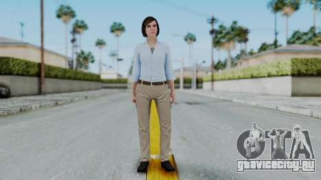 GTA 5 Karen Daniels Civil для GTA San Andreas второй скриншот