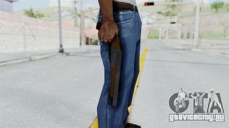 Double Barrel Shotgun from Lowriders CC для GTA San Andreas третий скриншот