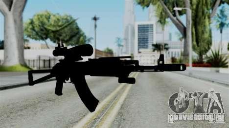 AK-103 OGA для GTA San Andreas