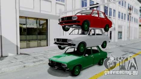 Dacia 1300 для GTA San Andreas