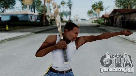 GTA 5 Baseball Bat 5 для GTA San Andreas