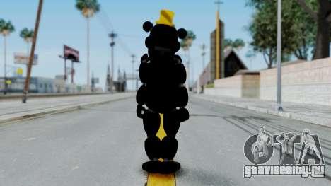 FNAF 4 Nightmare для GTA San Andreas третий скриншот