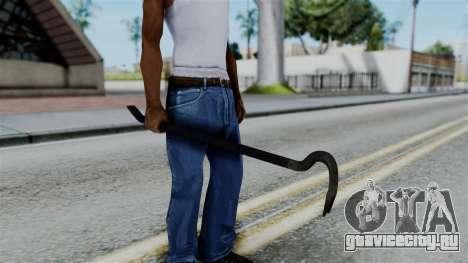No More Room in Hell - Crowbar для GTA San Andreas