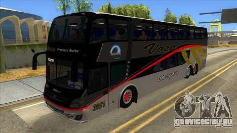 Troyano Calixto IV Vosa 3021 для GTA San Andreas