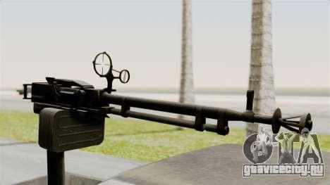 GTA 5 Karin Technical Machinegun для GTA San Andreas вид справа