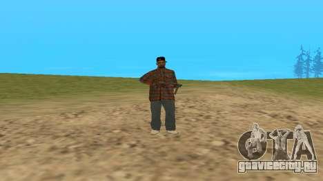 Skin FAM3 для GTA San Andreas