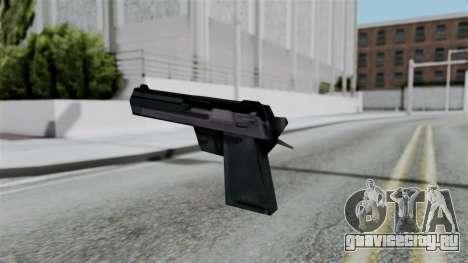 Vice City Beta Desert Eagle для GTA San Andreas второй скриншот