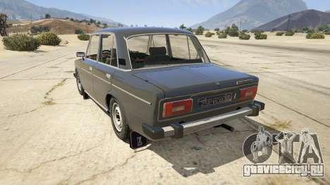 ВАЗ 2106 для GTA 5