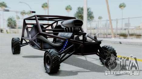 Двухместной Bandito v2 для GTA San Andreas