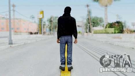 Mafia 2 - Vito Scaletta Renegade Black для GTA San Andreas третий скриншот