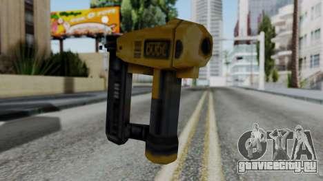 Vice City Beta Nailgun для GTA San Andreas второй скриншот