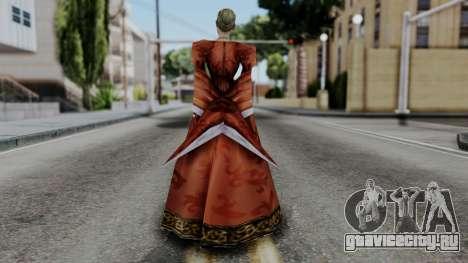 Girl Skin 5 для GTA San Andreas третий скриншот
