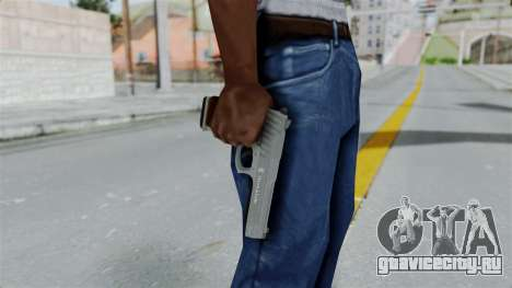 GTA 5 Pistol .50 для GTA San Andreas