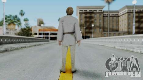SWTFU - Luke Skywalker Tattoine Outfit для GTA San Andreas третий скриншот
