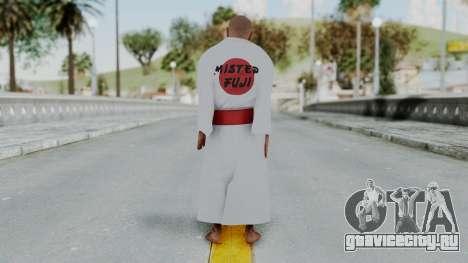 WWE Mr Fuji для GTA San Andreas третий скриншот