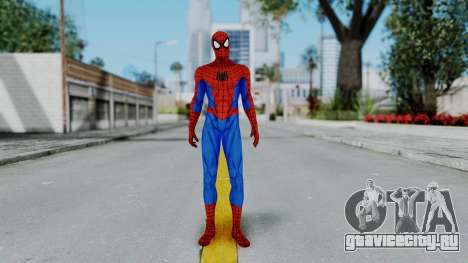 Amazing Spider-Man Comic Version для GTA San Andreas второй скриншот