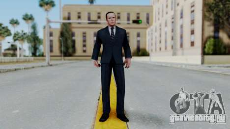 Marvel Future Fight Agent Coulson v1 для GTA San Andreas второй скриншот