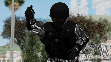 S.W.A.T v1 для GTA San Andreas