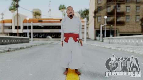 WWE Mr Fuji для GTA San Andreas второй скриншот