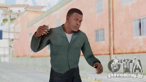 GTA 5 Franklin Clinton для GTA San Andreas