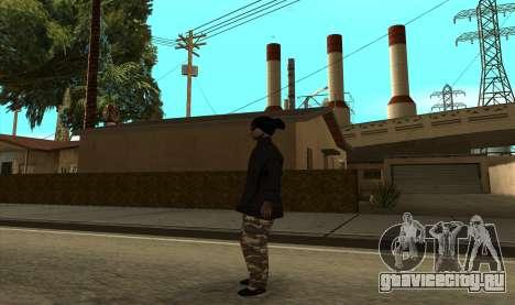 BALLAS3 для GTA San Andreas второй скриншот