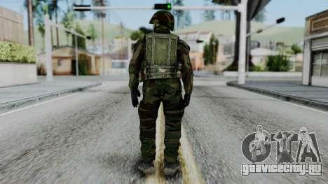 SAJ Maskirna для GTA San Andreas третий скриншот
