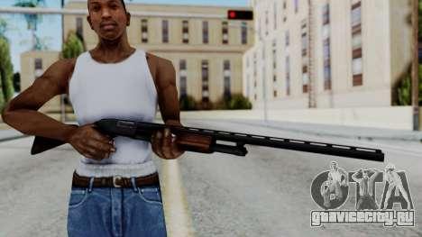No More Room in Hell - Mossberg 500A для GTA San Andreas третий скриншот
