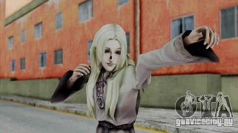 Girl Skin 1 для GTA San Andreas
