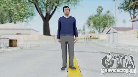 GTA 5 Michael De Santa для GTA San Andreas второй скриншот