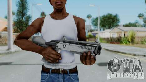 GTA 5 Bullpup Shotgun - Misterix 4 Weapons для GTA San Andreas третий скриншот
