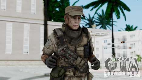 Crysis 2 US Soldier 5 Bodygroup B для GTA San Andreas