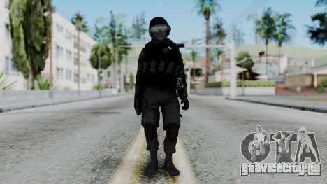Serbian Zandarmerija v2 для GTA San Andreas второй скриншот