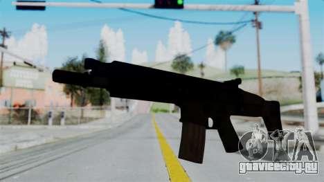 SCAR-L для GTA San Andreas второй скриншот