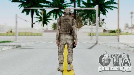 Crysis 2 US Soldier 4 Bodygroup A для GTA San Andreas третий скриншот